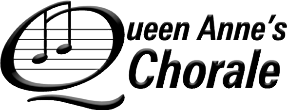 Queen Anne's Chorale Logo